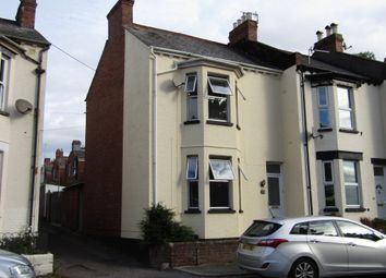 Thumbnail 3 bed terraced house to rent in Haldon View Terrace, Exeter
