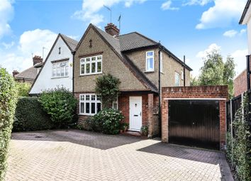 Thumbnail 3 Bedroom Semi Detached House For Sale In Eastern Avenue Pinner Middle