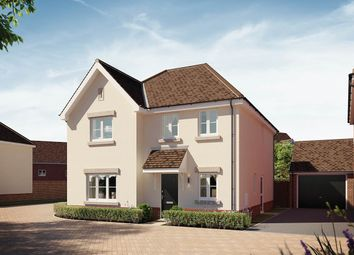 Thumbnail 4 bed detached house for sale in Greenway Place, Kempston Hardwick, Bedford