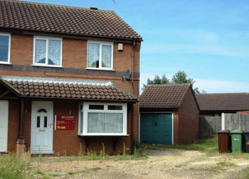 Thumbnail 3 bed semi-detached house to rent in Ridgewell Close, Lincoln