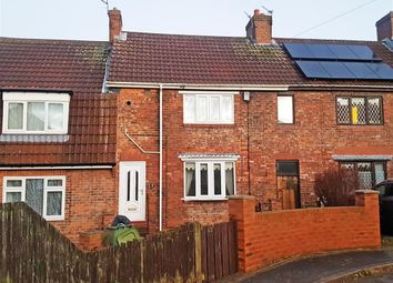 Thumbnail 2 bed terraced house for sale in Luke Terrace, Wheatley Hill, Durham