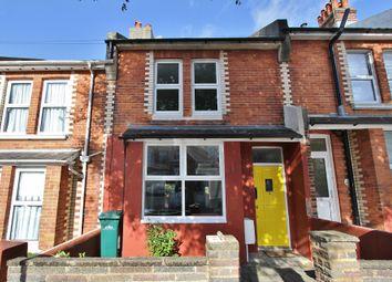 Thumbnail 3 bedroom terraced house to rent in Hartington Terrace, Brighton