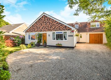 Thumbnail 4 bed detached bungalow for sale in Steeds Lane, Kingsnorth, Ashford