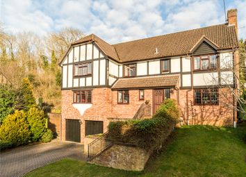 Thumbnail 5 bed detached house for sale in Fox Dene, Bargate Wood, Godalming, Surrey