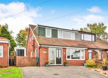 Thumbnail 3 bed semi-detached house for sale in Shaftesbury Avenue, Burnley, Lancashire