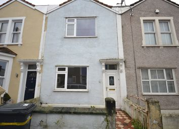 Thumbnail 3 bed terraced house to rent in Gloucester Street, Eastville, Bristol, Somerset