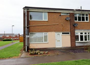 Thumbnail 2 bed end terrace house to rent in Teesdale Walk, Shildon