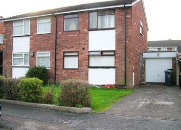Thumbnail 3 bedroom semi-detached house to rent in Bramble Close, Willenhall