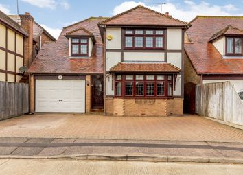 Thumbnail 5 bed detached house for sale in Thorp Leas, Canvey Island, Essex