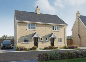 Thumbnail 3 bed semi-detached house for sale in The Lily, Plot 21, Latchingdon Park, Latchingdon