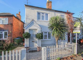 Thumbnail 2 bed cottage for sale in Common Road, Claygate, Esher