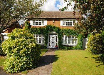 Thumbnail 4 bed detached house for sale in Netherton Drive, Frodsham
