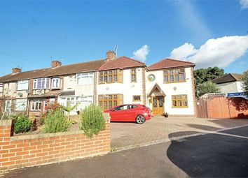 Thumbnail 4 bedroom end terrace house for sale in Ian Square, Enfield