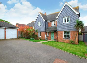 Thumbnail 4 bed detached house for sale in Trilby Way, Seasalter, Whitstable