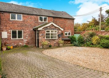 Thumbnail 2 bed semi-detached house for sale in Davenport, Congleton