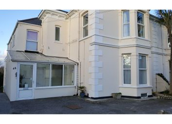 Thumbnail 1 bed flat for sale in 48 Melvill Road, Falmouth