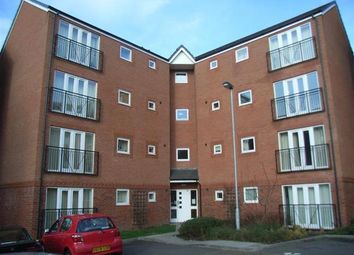 Thumbnail 2 bedroom flat to rent in Chester House, 49 Terret Close, Walsall