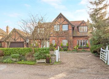 Thumbnail 4 bedroom detached house for sale in Canon Hill Close, Bray, Maidenhead, Berkshire