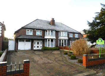 Thumbnail 4 bedroom semi-detached house for sale in Chester Road, Castle Bromwich, Birmingham