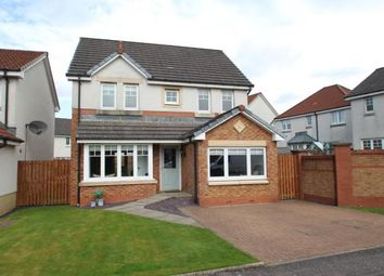 Thumbnail 4 bed detached house for sale in Tryst Park, Larbert, Stirlingshire