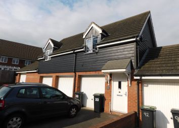 Thumbnail 2 bed flat to rent in Skylark Way, Stowmarket