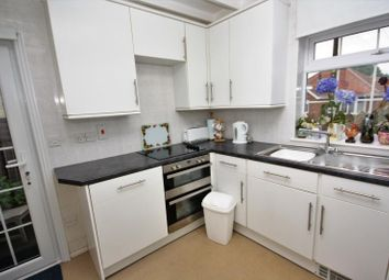 Thumbnail 2 bedroom bungalow to rent in The Old Chapel, The Street, Capel St Mary