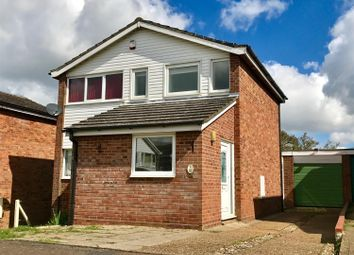 Thumbnail 3 bed detached house for sale in Wherry Road, Bungay