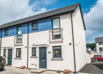 Thumbnail 2 bedroom end terrace house to rent in Murhill Lane, Plymouth