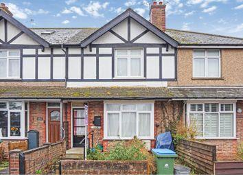 3 bed terraced house for sale in Town Cross Avenue, Bognor Regis PO21