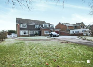 Thumbnail 5 bed detached house for sale in The Avenue, Burton-Upon-Stather, Scunthorpe, Lincolnshire