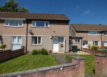Thumbnail 2 bed semi-detached house for sale in Castlerigg Drive, Carlisle, Cumbria