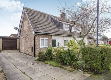 Thumbnail 3 bed semi-detached house for sale in Springfield Close, Armthorpe, Doncaster