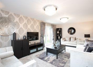 Thumbnail 4 bed detached house for sale in Linley Grange, Stricklands Lane, Poulton-Le-Fylde, Lancashire