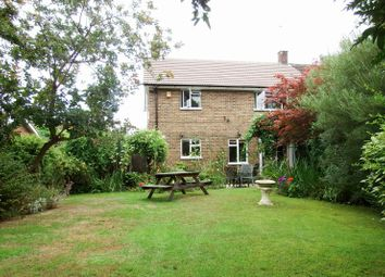 Thumbnail 3 bed semi-detached house to rent in Acacia Avenue, Hook Heath, Woking