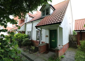 Thumbnail 2 bedroom end terrace house to rent in The Street, Dickleburgh, Diss