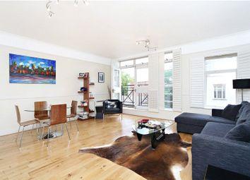 Thumbnail 2 bed flat to rent in Devonhurst Place, Heathfield Terrace, Chiswick, London