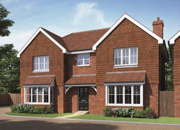 Thumbnail 4 bed property for sale in Walshes Road, Crowborough