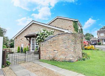Thumbnail 2 bed semi-detached bungalow for sale in Abbott Close, Brampton, Huntingdon