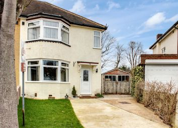 Thumbnail 3 bed semi-detached house for sale in Meadway, Enfield