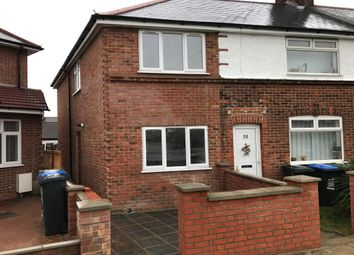 Thumbnail 2 bedroom end terrace house to rent in Central Avenue, Enfield