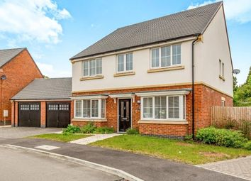 Thumbnail 5 bed detached house for sale in Somerset Drive, Northampton, Northamptonshire