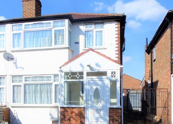 Thumbnail 3 bed terraced house to rent in Granville Road, Hayes