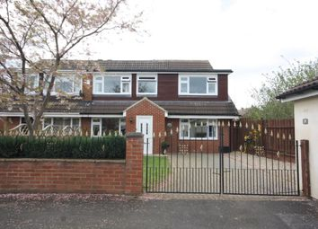 Thumbnail 4 bed semi-detached house for sale in Scarteen Close, Guisborough