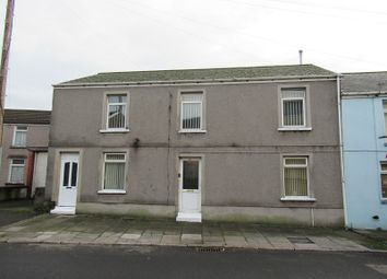Thumbnail 4 bed end terrace house for sale in High Street, Nantyffyllon, Maesteg, Bridgend.