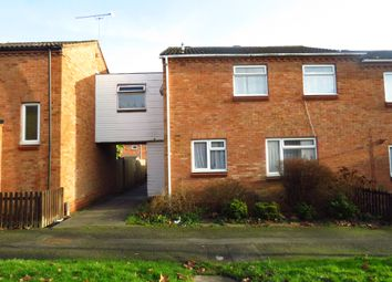 Thumbnail 6 bed end terrace house for sale in Exhall Close, Church Hill South, Redditch