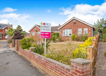 Thumbnail 3 bed semi-detached bungalow for sale in Chapman Avenue, Burgh Le Marsh, Skegness
