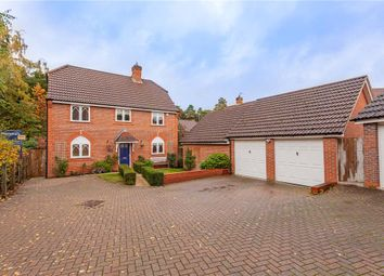4 bed detached house for sale in Upper Mount Street, Fleet GU51