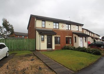Thumbnail 3 bedroom semi-detached house for sale in Cawder Road, Carrickstone, Cumbernauld, North Lanarkshire