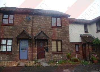 Thumbnail 2 bed terraced house to rent in Poplar Close, Sketty, Swansea
