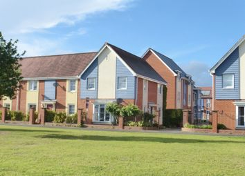 Thumbnail 3 bed semi-detached house for sale in St Simon Close, Costessey, Norwich